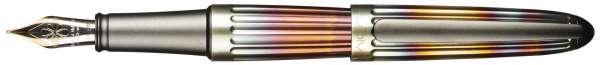Diplomat Füllhalter Aero Flame Goldfeder 14Kt B, D40309018