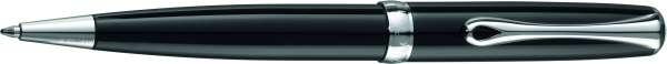 Diplomat D20000083 Kugelschreiber Excellence B Lack schwarz easyFlow