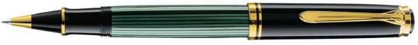 Pelikan Tintenroller Souverän R800 Schwarz-Grün - 986364