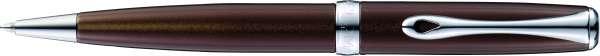 Diplomat Kugelschreiber Excellence A2 Marrakesh braun chrom easyFlow, D40214040