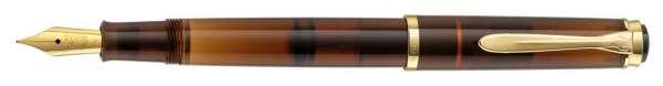 Pelikan Füllhalter M200 Smoky Quartz Feder F 805223 - Special Edition