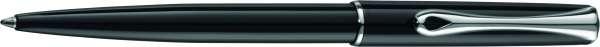 Diplomat D10424968 Kugelschreiber Traveller Lack schwarz easyFlow
