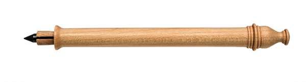 Cleo Gessner historischer Bleistift im Jutebeutel braun 21000