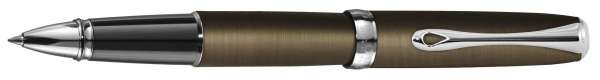 Diplomat Tintenroller Excellence A2 Oxid Messing, D40217030