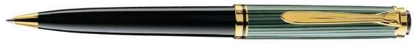 Pelikan Kugelschreiber Souverän K800 Schwarz-Grün - 986240
