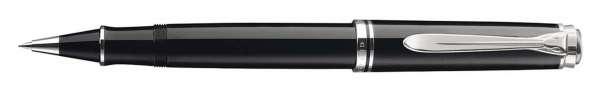 Pelikan Tintenroller Souverän R805 - Schwarz-Silber 926691