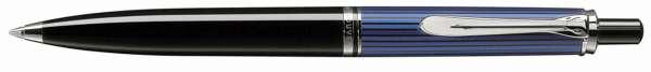 Pelikan Kugelschreiber Souverän K405 - Schwarz-Blau-Silber 932749