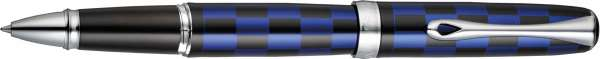 Diplomat Tintenroller Excellence A plus Rome schwarz-blau, D40103030