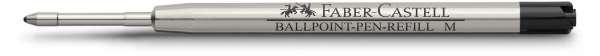 Faber-Castell Kugelschreibermine G2 ISO:12757-2 schwarz M, 148740