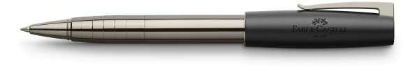 Faber-Castell Tintenroller LOOM gunmetal glänzend, 149245