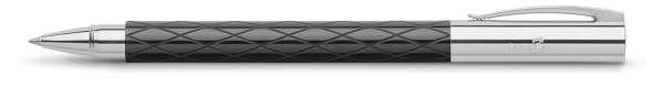 Faber-Castell Tintenroller AMBITION Rhombus schwarz, 148910