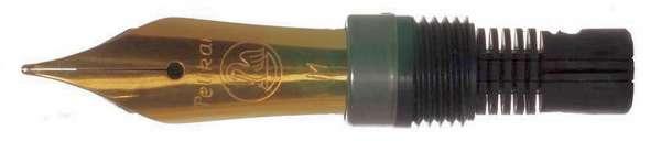 Pelikan Feder M200 Edelstahl vergoldet B 969105