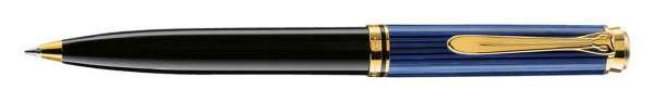 Pelikan Kugelschreiber Souverän K600 Schwarz-Blau - 988360