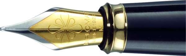 Diplomat D10068336 Excellence B Federaggregat vergoldete Beschläge, B bicolor
