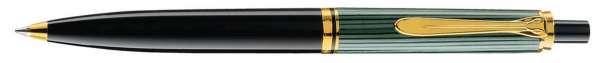 Pelikan Kugelschreiber Souverän K400 Schwarz-Grün - 985267