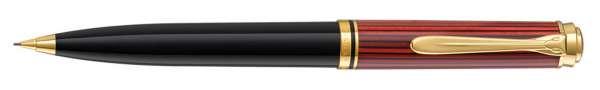 Pelikan Bleistift Souverän D600 Schwarz-Rot - 928861