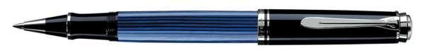 Pelikan Tintenroller Souverän R805 - Schwarz-Blau-Silber 933457
