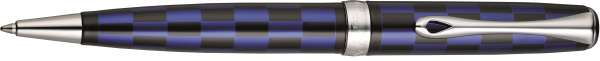 Diplomat Kugelschreiber Excellence A plus Rome schwarz-blau easyFlow, D40103040