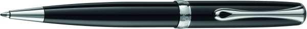 Diplomat Kugelschreiber Excellence A2 Lack schwarz verchromt easyFlow, D40202040