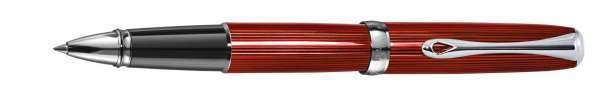 Diplomat Tintenroller Excellence A2 Skyline rot, D40216030