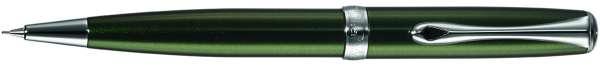 Diplomat Bleistift Excellence A2 Evergreen chrom, D40212050