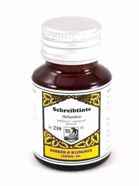 Rohrer & Klingner Helianthus Schreibtinte 50ml 40210050