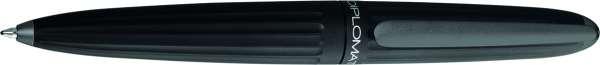 Diplomat Kugelschreiber Aero 2 Schwarz, D40301040