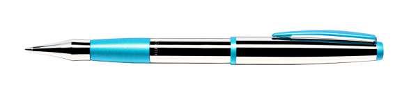 Cleo Colour Rollerball glänzend aquablau 20743