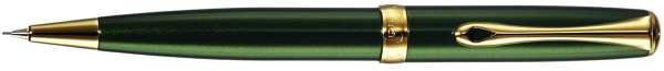 Diplomat Bleistift Excellence A2 Evergreen vergoldet, D40211050