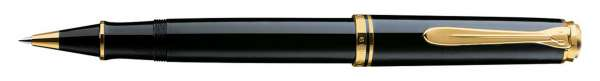 Pelikan Tintenroller Souverän R600 Schwarz - 977702