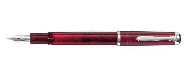 Pelikan Füllhalter M205 Star Ruby, Feder F 814225 - Special Edition