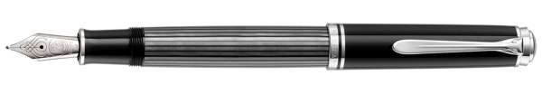 Pelikan Füllhalter Souverän M805 - Stresemann Goldfeder 18kt-EF 957654