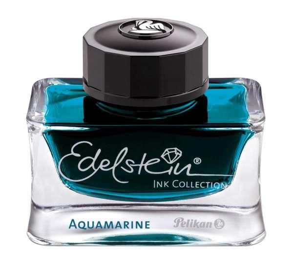 Pelikan Tinte Aquamarine 50ml Flakon Edelstein Ink Collection, 300025