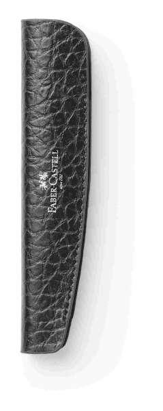 Faber-Castell Lederetui für e-motion DBS/KS braun genarbt, 189310