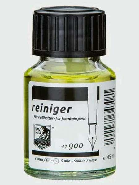 Rohrer & Klingner Reiniger für Füllhalter 45ml 41900