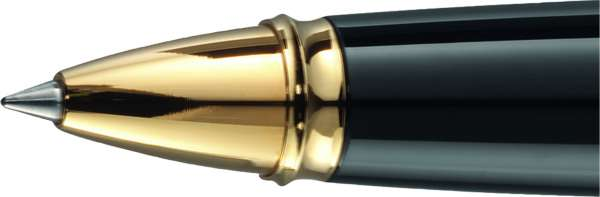 Diplomat D20000137 Tintenroller Mundstück für Excellence A, vergoldete Beschläge