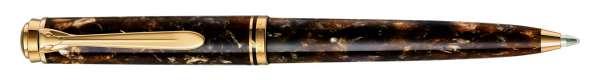 Pelikan Kugelschreiber Souverän K800 - Renaissance Brown 805360 - Special Edition