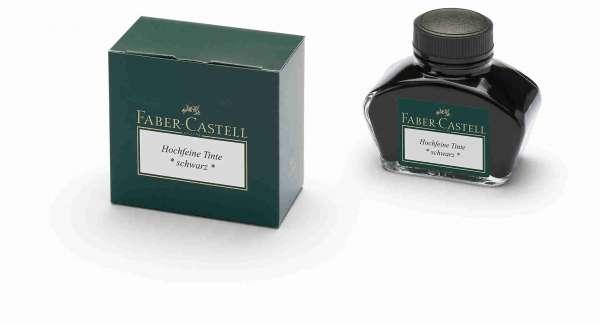 Faber-Castell Tintenglas 62,5ml schwarz, 148700