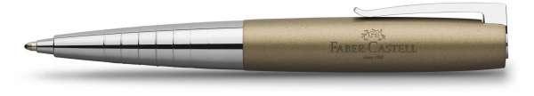 Faber-Castell Kugelschreiber LOOM Metallic olive, 149108