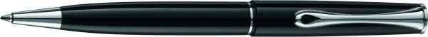 Diplomat D10424661 Kugelschreiber Esteem Lack schwarz easyFlow