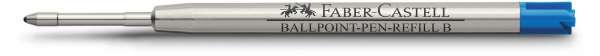 Faber-Castell Kugelschreibermine G2 ISO:12757-2 blau B, 148743