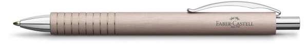 Faber-Castell Kugelschreiber Essentio Aluminium rosé, 148425