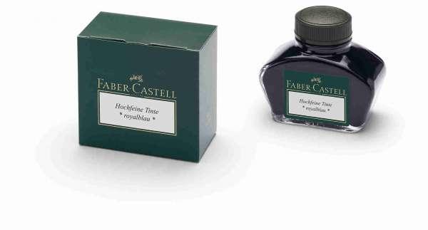 Faber-Castell Tintenglas 62,5ml blau, 148701