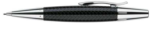 Faber-Castell Drehbleistift 1,4mm-B e-motion Parkett, 138351