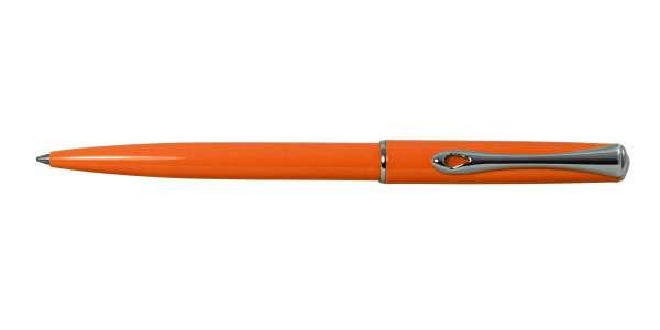 Diplomat Kugelschreiber Traveller Lumi Orange, D20001069