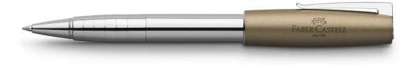 Faber-Castell Tintenroller LOOM Metallic olive, 149124