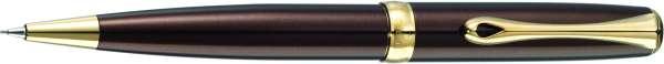 Diplomat Bleistift Excellence A2 Marrakesh braun vergoldet, D40213050