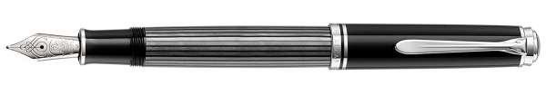 Pelikan Füllhalter Souverän M405 - Stresemann Goldfeder 14kt-M 803786