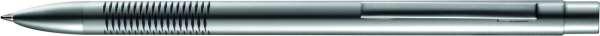 Diplomat D10257038 Kugelschreiber Spacetec Pearl silber