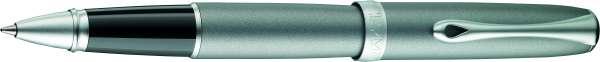 Diplomat Tintenroller Excellence A2 Venezia platin matt chrom, D40206030